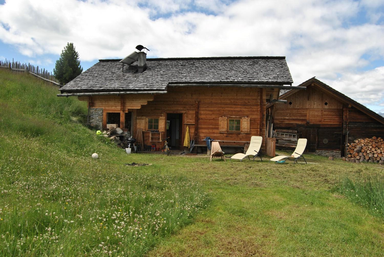 Amhütte in Südtirol