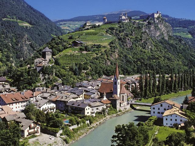 Chiusa nella valle dell'Isarco - Alto Adige