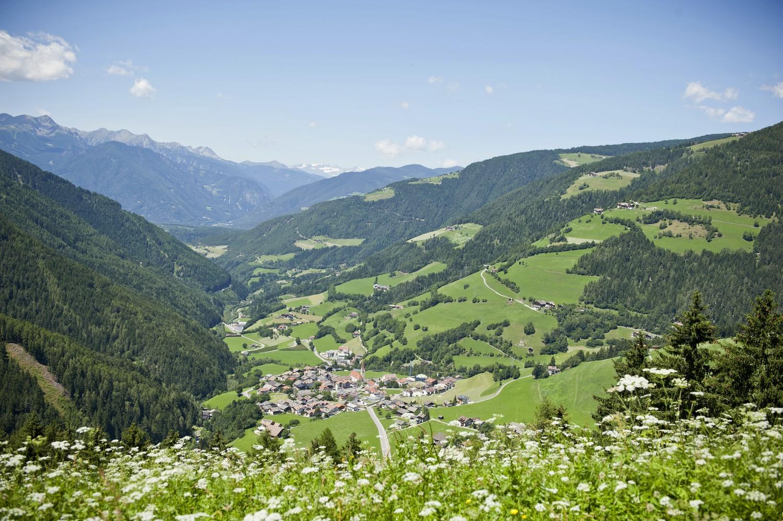 Rodeneck in Südtirol