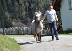 Felix-und-Pony-laufen-um-die-Wette---Kinderparadies-Rodeneck